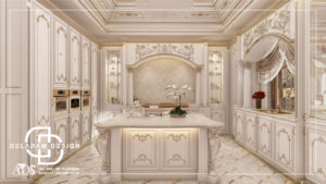 Kitchen interior design 01