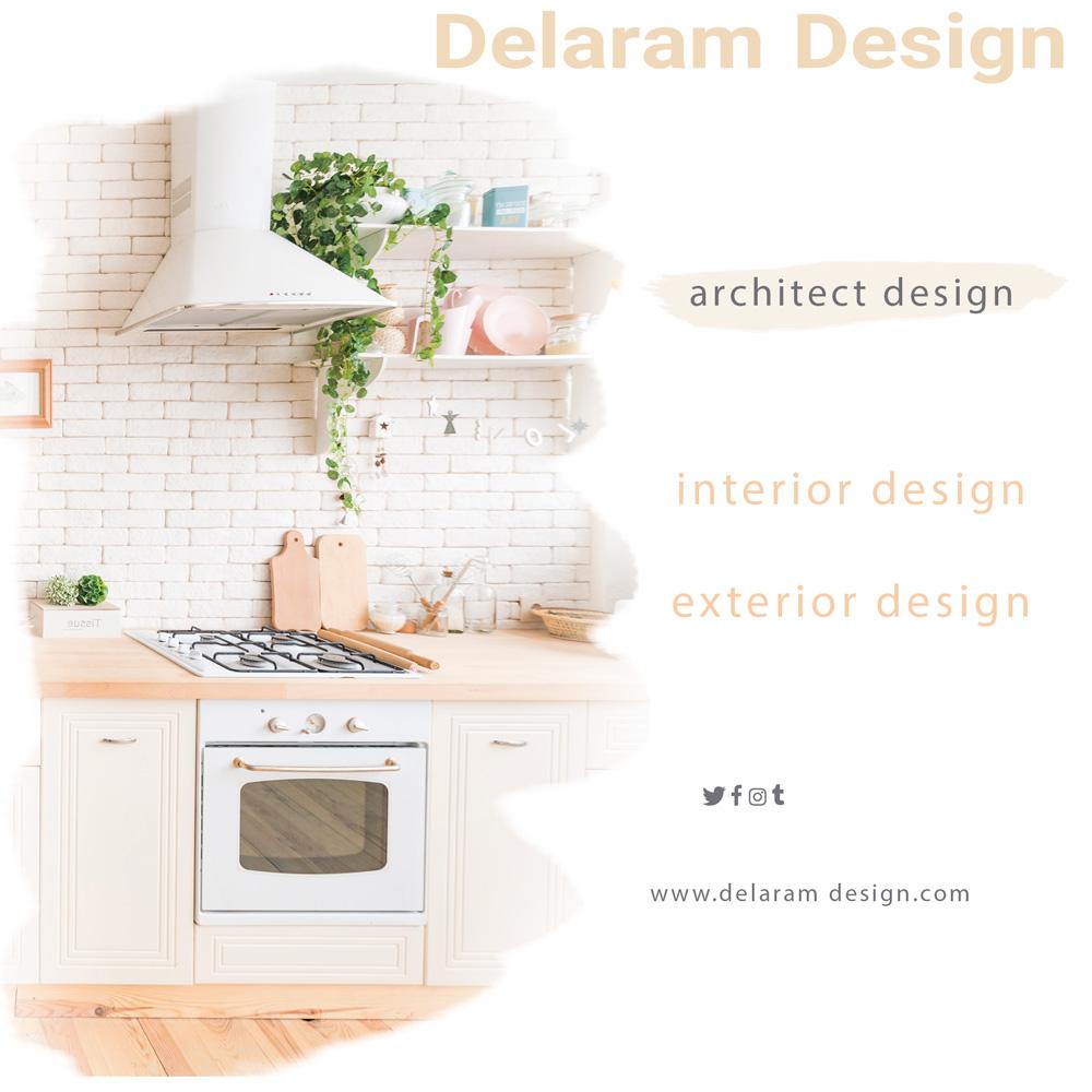 طراحی داخلی و خارجی