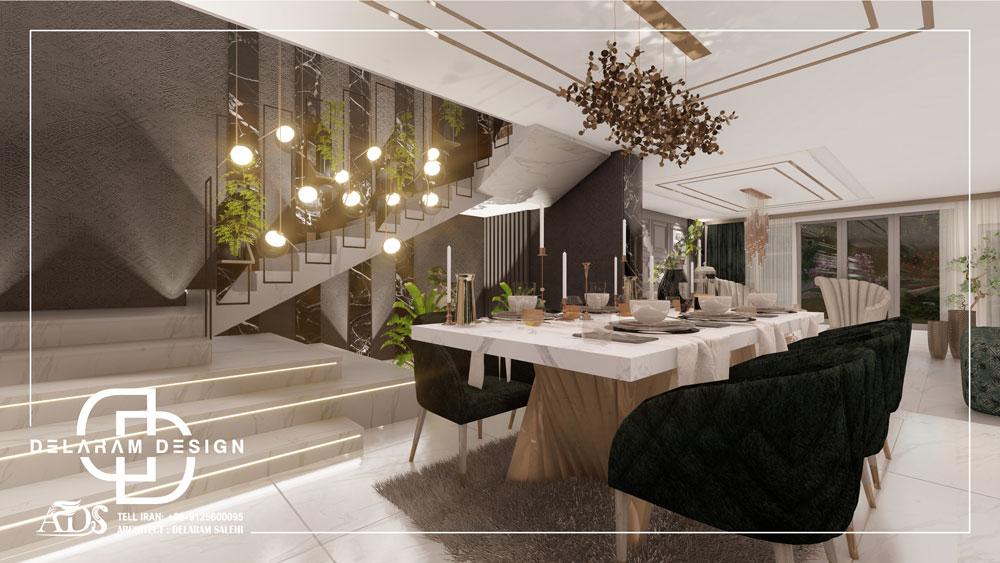 رنگبندی در طراحی دکوراسیون داخلی ترند Retro Fusion، سبک نوستالژیک قرن بیستم